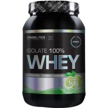 Whey Protein 100% Isolado Probiótica Sabor Limonada Suíça 900g