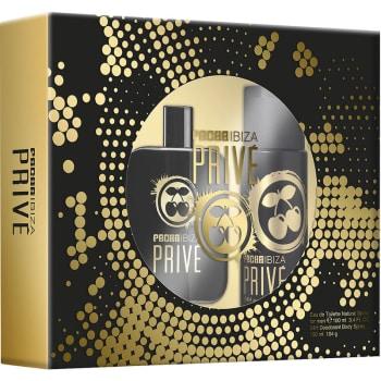 Pacha Ibiza Kit Perfume Masculino Pacha Prive EDT 100ml + Desodorante 150 ml