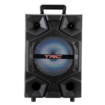 Caixa De Som Amplificada 150w Bluetooth Trc512 - Trc