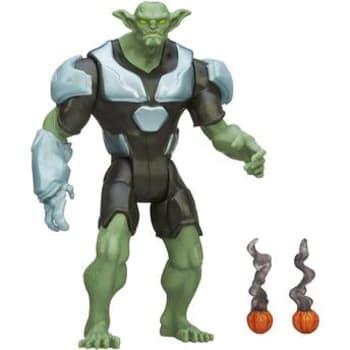 Boneco Hasbro - Super Green Goblin 3.75'