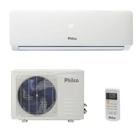 Ar Condicionado Split Inverter 12000 BTUs Philco Quente/ Frio 220V PAC12000IQFM8