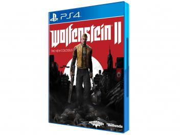 Wolfenstein II The New Colossus para PS4 - Bethesda - Magazine Ofertaesperta