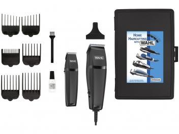 Kit Máquina de Cortar Cabelo Wahl Clipper - HomeCut Combo 7 Níveis de Altura 1 Velocidade - Magazine Ofertaesperta