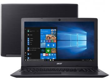 "Notebook Acer Aspire 3 A315-53-C6CS Intel Core i5 - 4GB 1TB 15,6"" Windows 10 - Magazine Ofertaesperta"