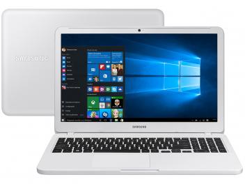"Notebook Samsung Essentials E30 Intel Core i3 4GB - 1TB 15,6"" Full HD Windows 10 - Magazine Ofertaesperta"