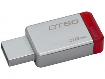 Pen Drive 32GB Kingston - DataTraveler 50 USB 3.0 - Magazine Ofertaesperta