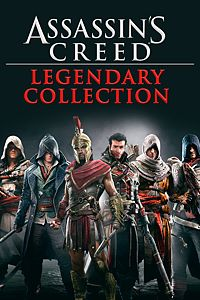 [Live Gold] Jogo Assassin's Creed Legendary Collection - Xbox One