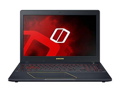 "Notebook Gamer Samsung Odyssey, Intel core i5 7300HQ , 8GB RAM, HD 1TB, NVIDIA GeForce GTX 1050 com 2GB, tela 15.6"" Full HD Led, Windows 10, NP800G5M-"