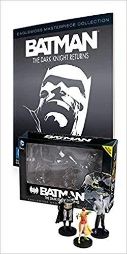 Box de Luxo - Dc Masterpiece Edição 5 - Batman Dark Knights (Inglês)