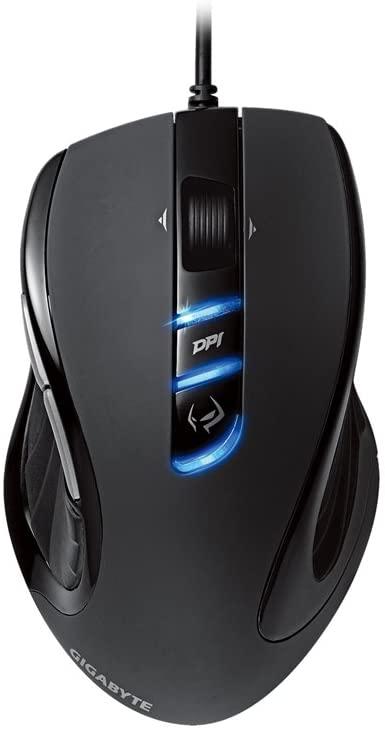 Mouse Ghost Macro Laser Gaming 6000 Dpi, Gigabyte