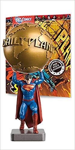 DC Figurines. Superman e o Planeta Diário
