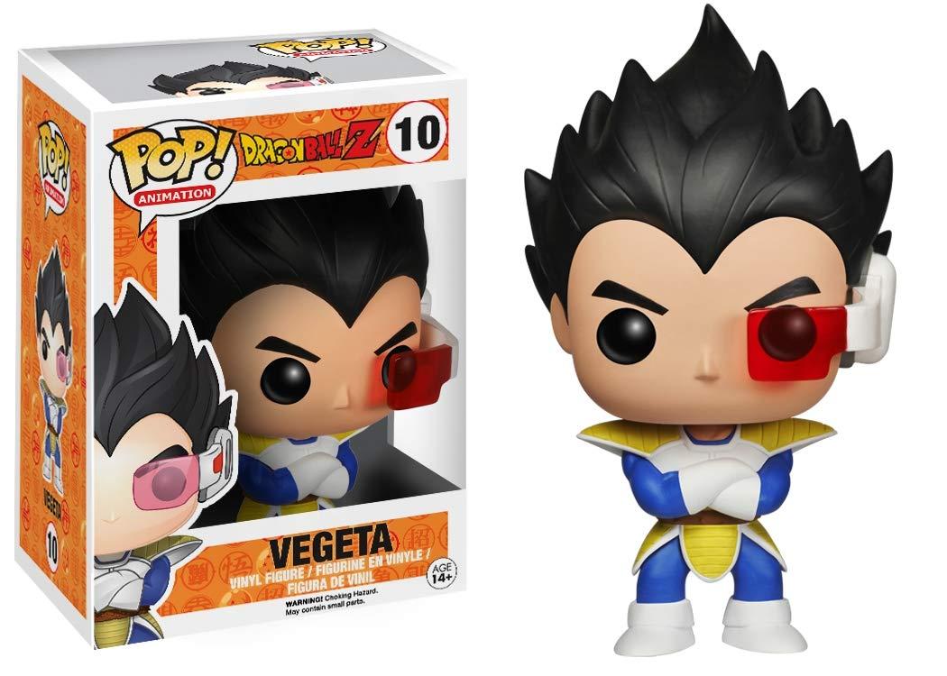 Pop! Vegeta: Dragon Ball Z #10 - Funko