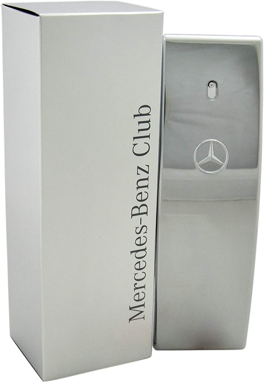 Perfume Mercedes Benz Club for Men EDT Cinza 100 ml
