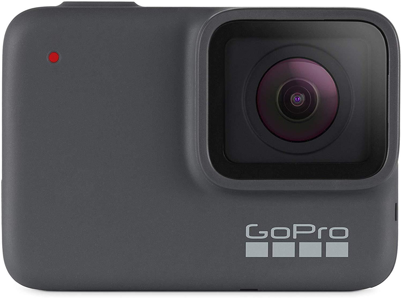 Câmera Digital GoPro Hero 7 Silver 4K CHDHC-601-RW
