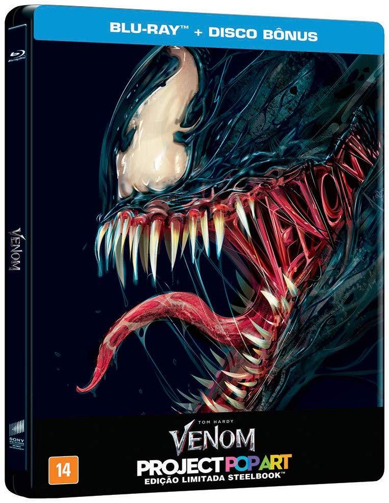 Blu-ray Venom Steelbook
