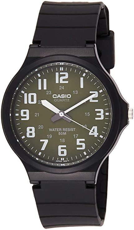 Relógio Casio Masculino Analógico - MW2403BVDF