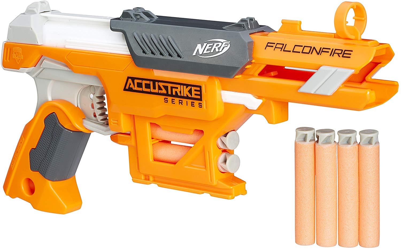 Lança Dardo Nerf Accustrike Falconfire - Hasbro