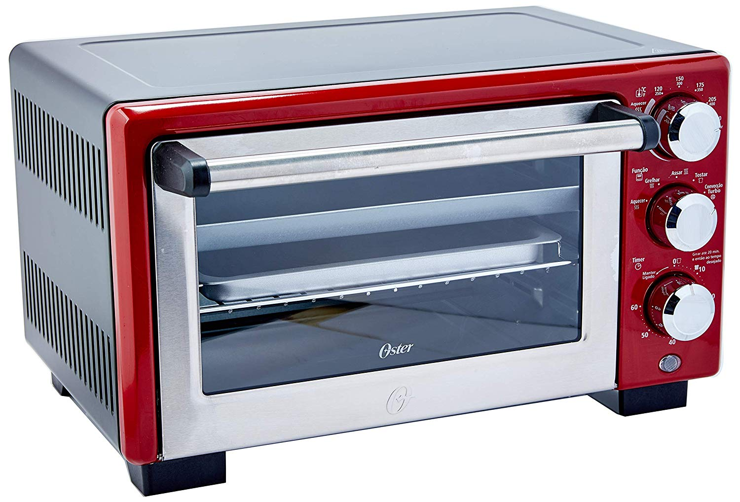 Forno Elétrico Oster Convection Cook 7118R 18L