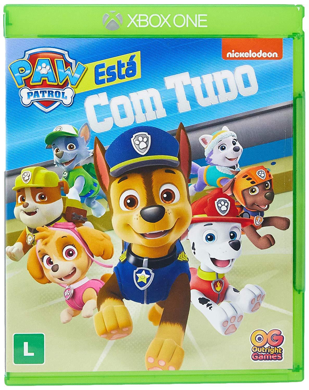 Patrulha Canina - Xbox One