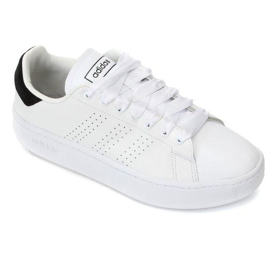 Tênis Adidas Advantage Bold Feminino - Off White