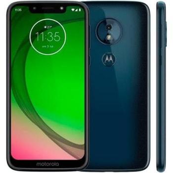 """Smartphone Motorola Moto G7 Play Edição Especial 32GB Índigo 4G Tela 5.7"""" Câmera 13MP Selfie 8MP Dual Chip"""