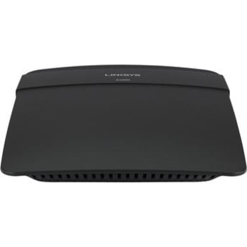 Roteador Wireless N Linksys E1200-BR 300Mbps com Linksys Connect