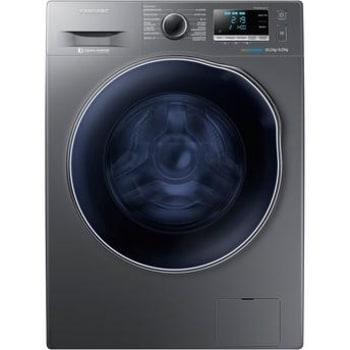 Lava e Seca Samsung WD10J 10,2kg Inox com Função Eco Bubble