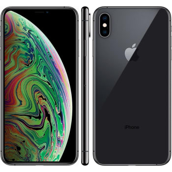 iPhone XS Max Cinza, 64GB - MT502