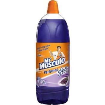 Limpador Perfumado Mr Musculo Lavanda 1,8L
