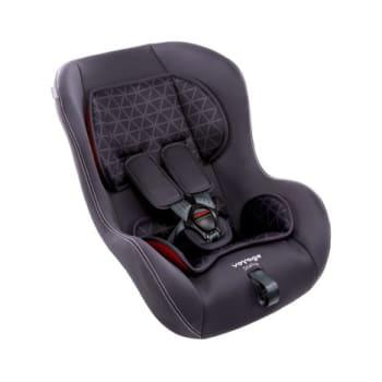 Cadeira para Auto Voyage Status CAX90283 Cinza e Vermelha Suporta de 0 à 25kg