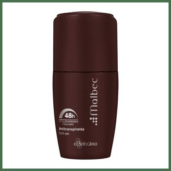Desodorante Antitranspirante Roll-on Malbec, 55ml