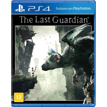(APP) - Game The Last Guardian - PS4