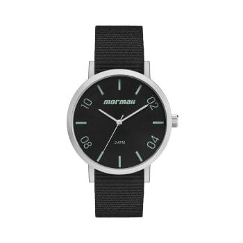 Relógio Mormaii Masculino Preto Analógico MO2035KB/0C
