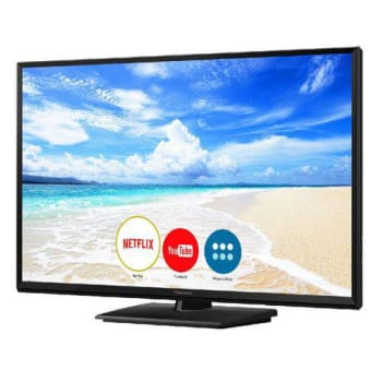 "Smartv Panasonic Led Lcd 32"" Netflix Bluetooth Wi-fi 2 Hdmi, My Home Screen Tc-32fs600b"