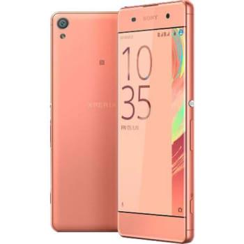 "Smartphone Sony Xperia XA Dual Chip Android Tela 5"" 16GB 4G Câmera 13MP - Rosê"