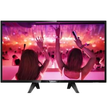 "Smart TV LED 32"" PHILIPS 32PHG5102/78 com Conversor Digital 3 HDMI 2 USB Wi-Fi Integrado e Pixel Plus HD"