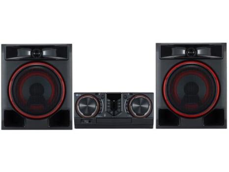 Mini System LG Bluetooth 950W CD Player FM - Karaokê USB XBOMM CL65 - Magazine Ofertaesperta