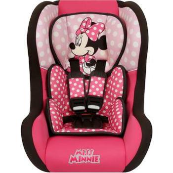 Cadeira para Automóvel Trio SP Minnie Até 25 Kg Rosa Disney