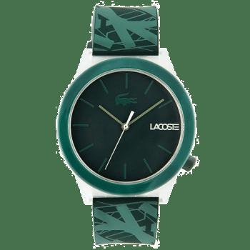 1aabe5b9dfe Lançamento - Relógio Lacoste Masculino Borracha Verde - 2010932 em ...