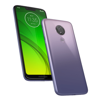 Moto G7 Power - 64GB - Lilac