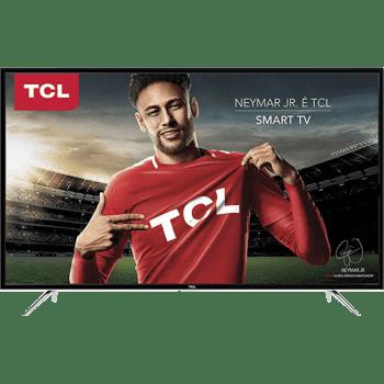 "Smart TV LED 43"" Full-HD TCL L43S4900FS 3 HDMI 2 USB Wi-Fi 60Hz"