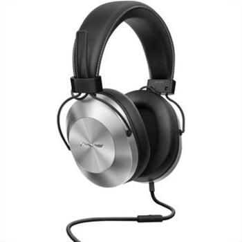 Fone de Ouvido Headphone Pioneer Cinza P2 SE-MS5T-S