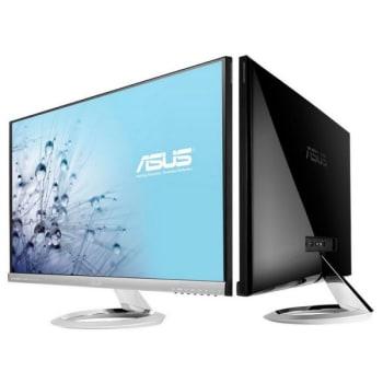 Monitor LED ASUS 27, Widescreen, Full HD, Tela IPS, maior ângulo de visão, moldura fina, Som integrado Bang & Olufsen, duas HDMI - MX279H