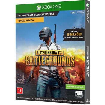 Game PUBG - Playerunknown's Battlegrounds (via download) - Xbox One