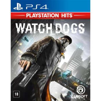 (APP) - Jogo Watch Dogs - PS4