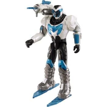 Max Steel Max Turbo Ataque Ski