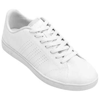 Tênis Adidas Vs Advantage Clean Masculino - Branco