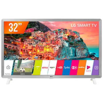 Smart Tv Led 32'' Hd Lg 32lk610bpsa 2 Hdmi 2 Usb Wi-fi