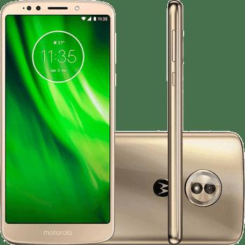 "Smartphone Motorola Moto G6 Play Dual Chip 32GB Tela 5.7"""