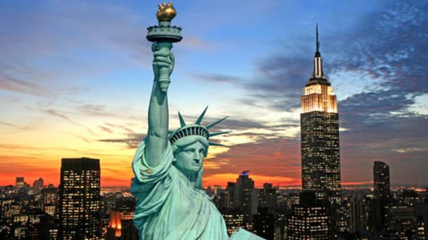 Pacote de Viagem Nova Iorque + Estátua da Liberdade - 2023 - Aéreo + Hospedagem + Passeio
